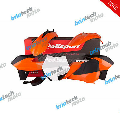 2013 For KTM 85 SX BW POLISPORT Complete Kit - 96