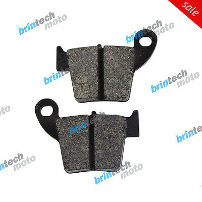 2010 For HONDA CRF150RB (Big Wheel) A States MX Rear Brake Pads - 88