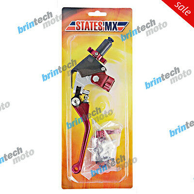 2009 For HONDA CRF150RB (Big Wheel) 9 SMX Lever Clutch & Perch Fold & Flex - 77