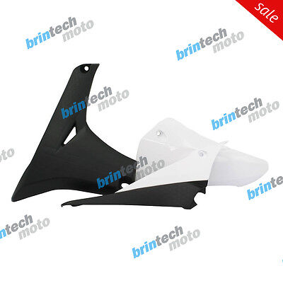 2013 For YAMAHA YZ450F D Polisport Radiator Scoops - 61