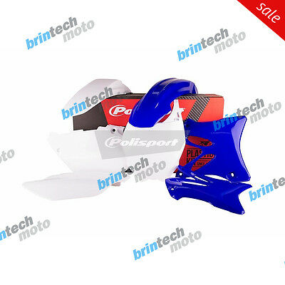 2009 For YAMAHA YZ125 Y POLISPORT Complete Kit - 33