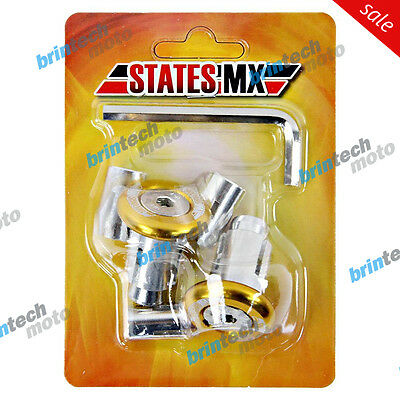 2002 For YAMAHA YZ250F P SMX Bar Ends - 34