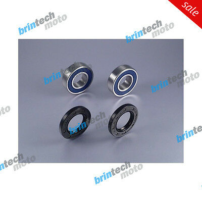 2008 For SUZUKI RM125 K8 Bearing Worx Wheel Kit Rear - 98