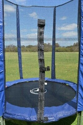 4.5FT Net For 6 poles - Round Trampoline Replacement Enclosure Net
