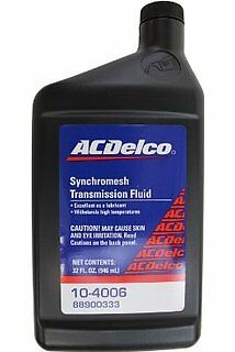 GM Synchromesh Manual Transmission/Transaxle Fluid - Quart