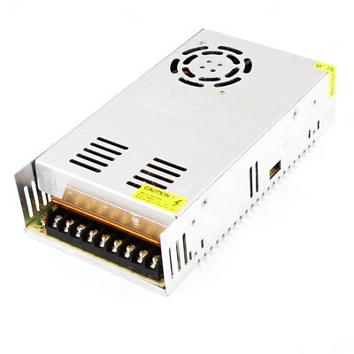12V 30A AC/DC Switch Power Supply Driver Converter for LED Strip Light Display