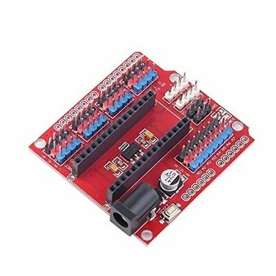 Arduino Nano V3.0 I/O Expansion Board NANO I/O Shield For Arduino NANO IO