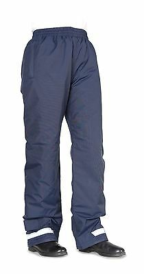 Waterproof Over Trousers Horsewear Riding Clothing Stable Yard Field Events