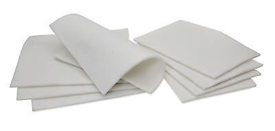 BANDAGE PADS Unstitched Non Marking Foam Inner Cotton Outer (Set of 4)