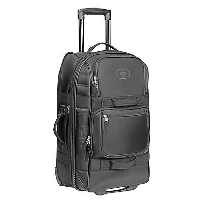 Ogio Layover Stealth Wheeled Rolling Suitcase/luggage/carry-On - New 2017