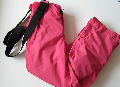 Boden Girls /ladies  Pink Ski Pants Trousers Salopettes  Ages 8-16 +