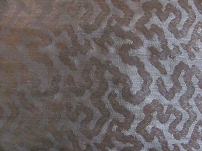 """Luxurious Clarence House Fabric """"HORSEHAIR"""" in Noir 1+ Yards 1500-87"""