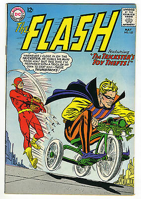 The Flash #152 VF 8.0
