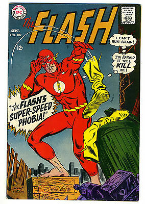 The Flash #183 FN 6.0