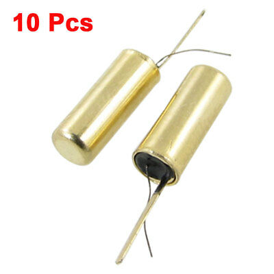 10 Pcs 12V 10M Ohm Mini Vibration Switch Sensor SW-58020