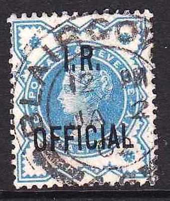 Great Britain #o3 Used 1885 Issue, Cv$30.00 He88