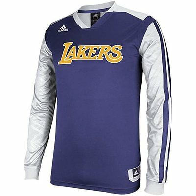 NBA LA Los Angeles Lakers On Court Shooter Basketball Shirt Jersey Vest