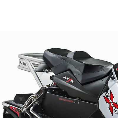 Polaris New OEM AXYS X2 Passenger Seat 1 + 1, Two Up Seat, Switchback, 2880378