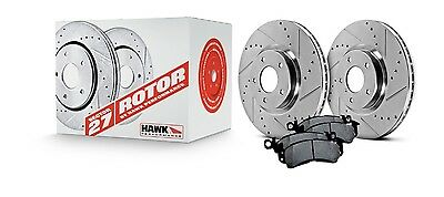Hawk Performance HK4367.332Y Sector 27 Brake Kits