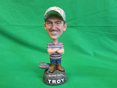 History Channel SWAMP PEOPLE Troy Landry Nodder Bobblehead REAL TV