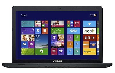 "New Asus X551CA 15.6"" Laptop Intel 4GB 500GB Webcam Bundle Logitech Mouse Targus"