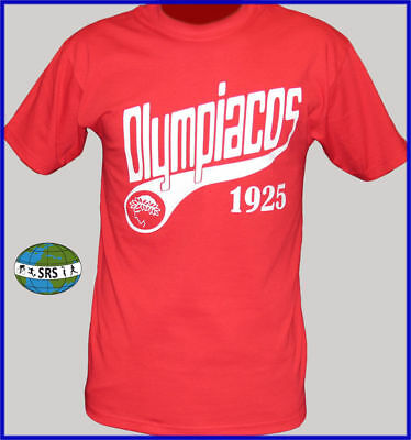 Olympiakos Piräus  T-Shirt Greece Hellas