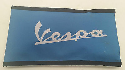 Vespa Handy Tool Kit With Blue Strong Woven Pouch New