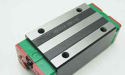 HIWIN HGH25HA Rail Carriage Block with Grease Nipple for HGR25 Linear Rail Guide