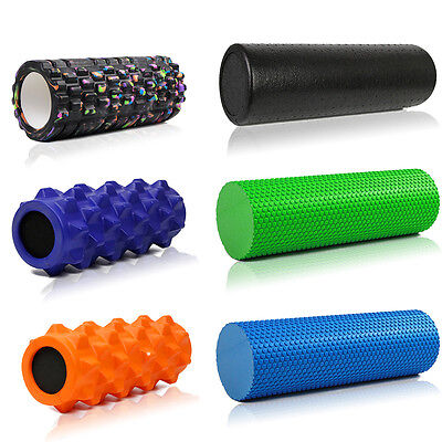Acupoint Foam Back Roller Trigger Point & Deep Tissue Massage Muscle Relief Gym