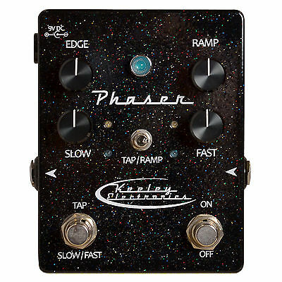 Keeley 6 Stage Phaser Brand New