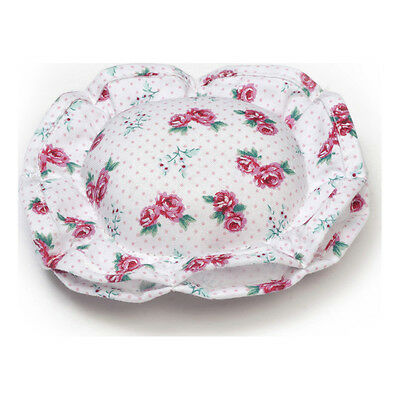 NEW | HobbyGift TK19/118 | Thread Pin Cushion: Rose Spot | FREE SHIPPING