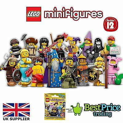 Lego Minifigures Series 12 NEW 71007 *PICK ANY ONE *Choose Your Mini Figure *14*