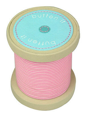 Button It 82215 | Cute As A Button Bobbin Pin Cushion | 6½ x 6½ x 7½cm FREE POST