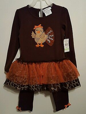 Girls Two piece fall outfit