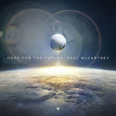 Paul Mccartney - Hope For The Future (Ltd)  Vinyl Lp Maxi-Single New