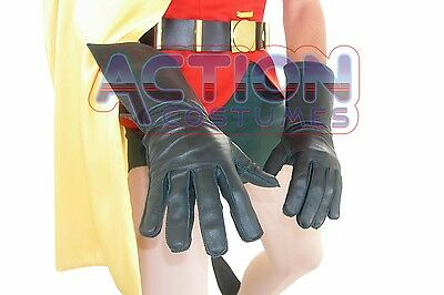 Robin Adult Gloves 60's Style