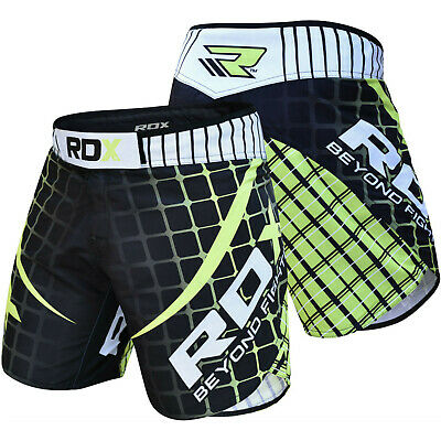 RDX MMA Short D'Entraînement Grappling Fight Combat UFC Arts Martiaux Boxe Cage