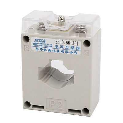 Rated Voltage 660V 50/5A Ratio CT Current Transformer BH-0.66-301