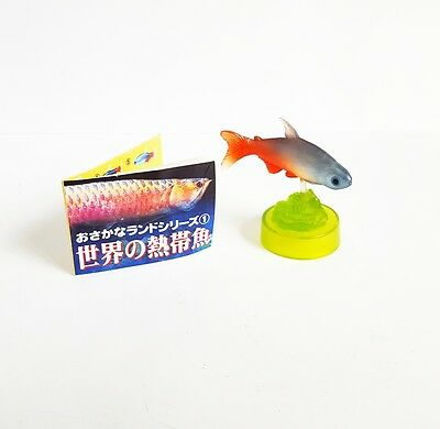 Marmit Miniature Tropical Fish Collectible Figure - Neon Tetra #10