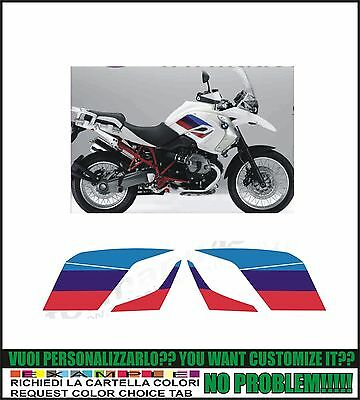 kit adesivi stickers compatibili r 1200 gs rallye