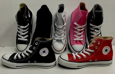 Converse All Star Chuck Taylor Canvas Shoes High Top All Sizes Men / Women