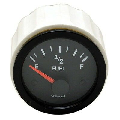 Four Winns 024-0098 VDO 301-010-004 2 Inch Boat Fuel Gauge
