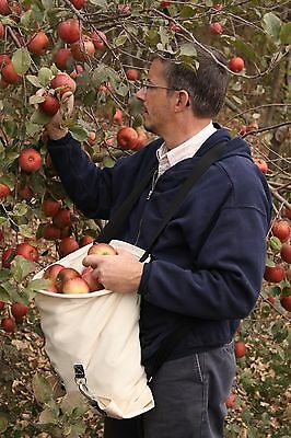 Fruit, Citrus, and Apple Picking Bag Amish Made in Ohio by E-Z Outdoors