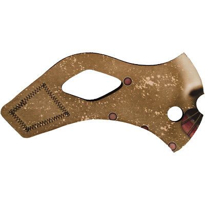 Elevation Training Mask 2.0 Hextor Sleeve (Brown)
