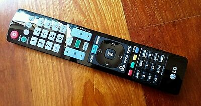 GENUINE LG 3D &TOUCH TV Remote Control   AKB73275656...(SYDNEY STOCK)