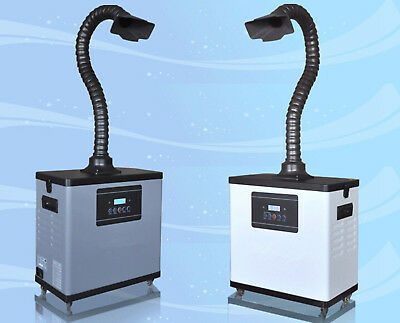 Updated DX1001Single Head Smoke Purification Equipment Smog Absorber Air Cleaner