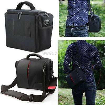 Practical Waterproof Nylon Camera Carry/Shoulder Bags for Canon Nikon SLR DSLR