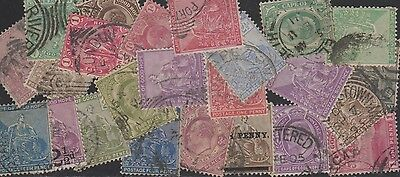 Cape Of Good Hope Stamp Collection -- 25 Different -- Top Quality