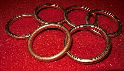 Honda Exhaust Gaskets for all GL1500 /& GL1800 GoldWing Valkyrie #18291-216-000