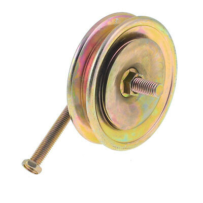 Replacement 85mm x 20mm Diameter Belt Pulley Wheel for Car